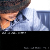 Jill Scott - The Way artwork
