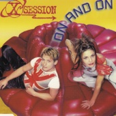 X-Session - On and On artwork