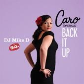 Back It up (DJ Mike D Mix) - Single cover art