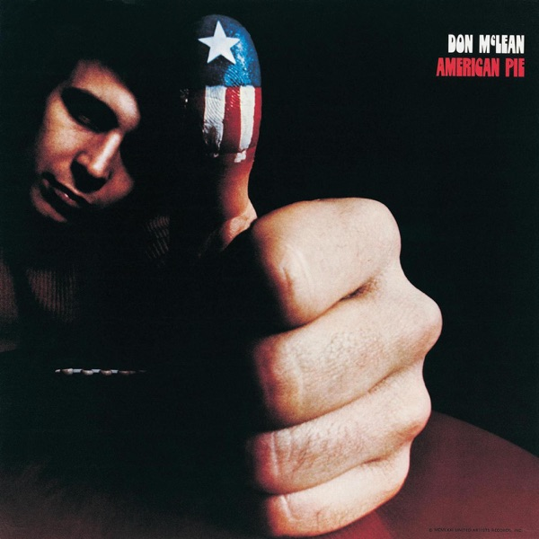 Cover art for American Pie