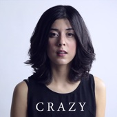Daniela Andrade - Crazy illustration