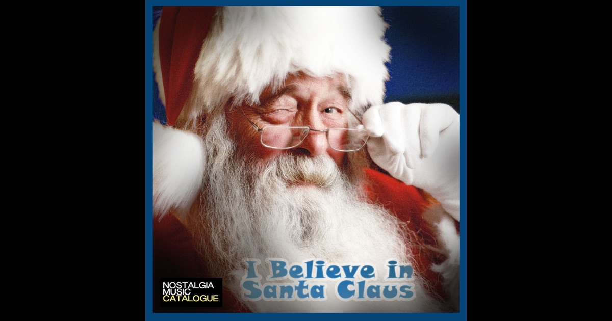 i believe in santa claus essay Tell your peers what you think of a childhood belief in santa claus find out if others believe childhood myths are harmful.