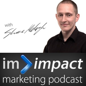 The Impact Marketing Podcast