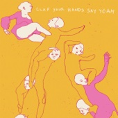 The Skin of My Yellow Country Teeth - Clap Your Hands Say Yeah Cover Art