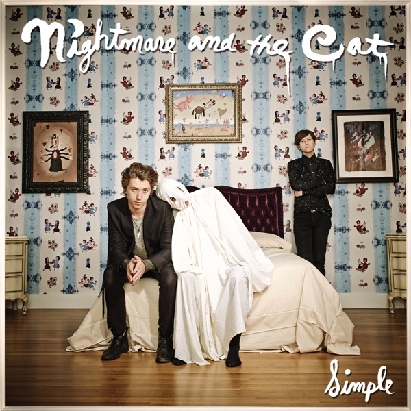 Simple Nightmare and the Cat CD cover