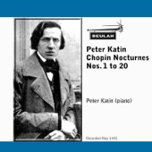 Nocturne No. 20 in C Sharp Minor, Op. P1: No. 16 - Peter Katin