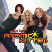 Atomic Kitten - Eternal Flame ilustración