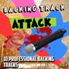 Backing Track Attack - 10 Professional Backing Tracks, Vol. 1