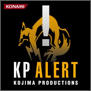 KP ALERT ! - The official podcast of Kojima Productions