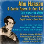 Carl Maria von Weber: Abu Hassan