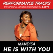 He Is With You (Performance Tracks) - EP cover art