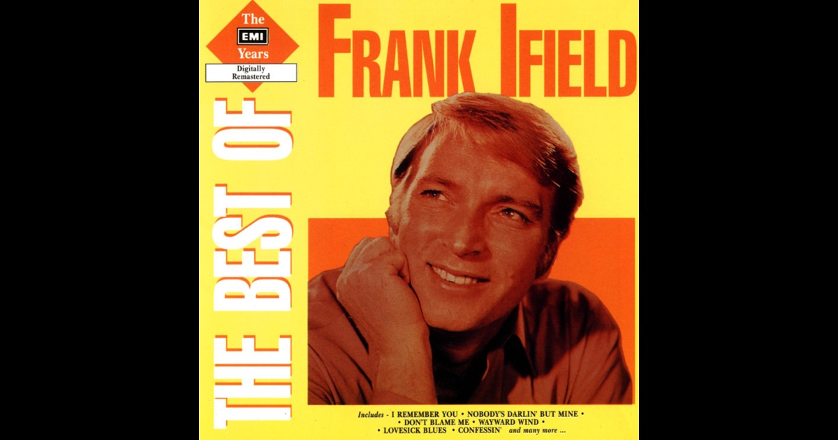 Frank Ifield - Play Born To Lose Again-Yesterday Just Passed My Way Again