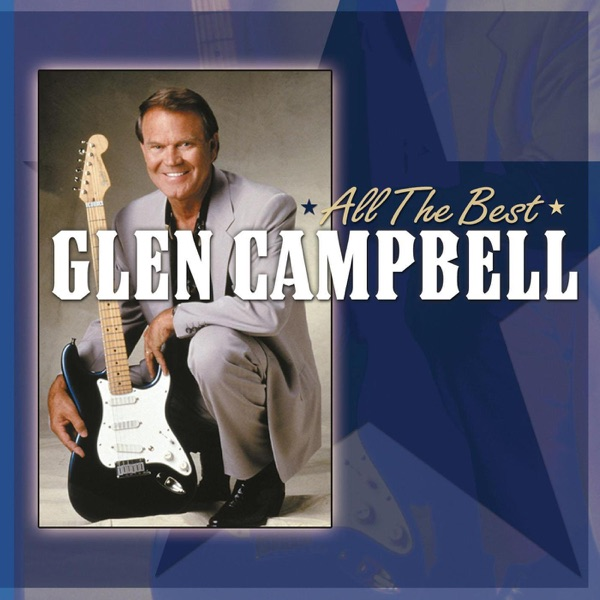 All the Best Remastered Glen Campbell CD cover