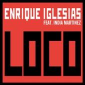 Enrique Iglesias - Loco (feat. India Martínez) ilustración