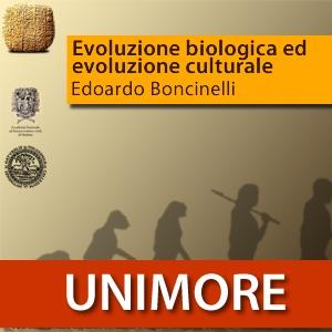 Evoluzione biologica ed evoluzione culturale [Video]