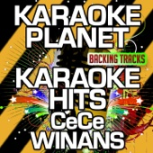 Karaoke Hits CeCe Winans (Karaoke Version)