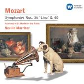Mozart: Symphony Nos 36 (Linz) & 40