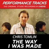 The Way I Was Made (Performance Tracks) - EP cover art