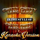 Chitty Chitty Bang Bang (In the Style of Chitty Chitty Bang Bang) [Karaoke Version]