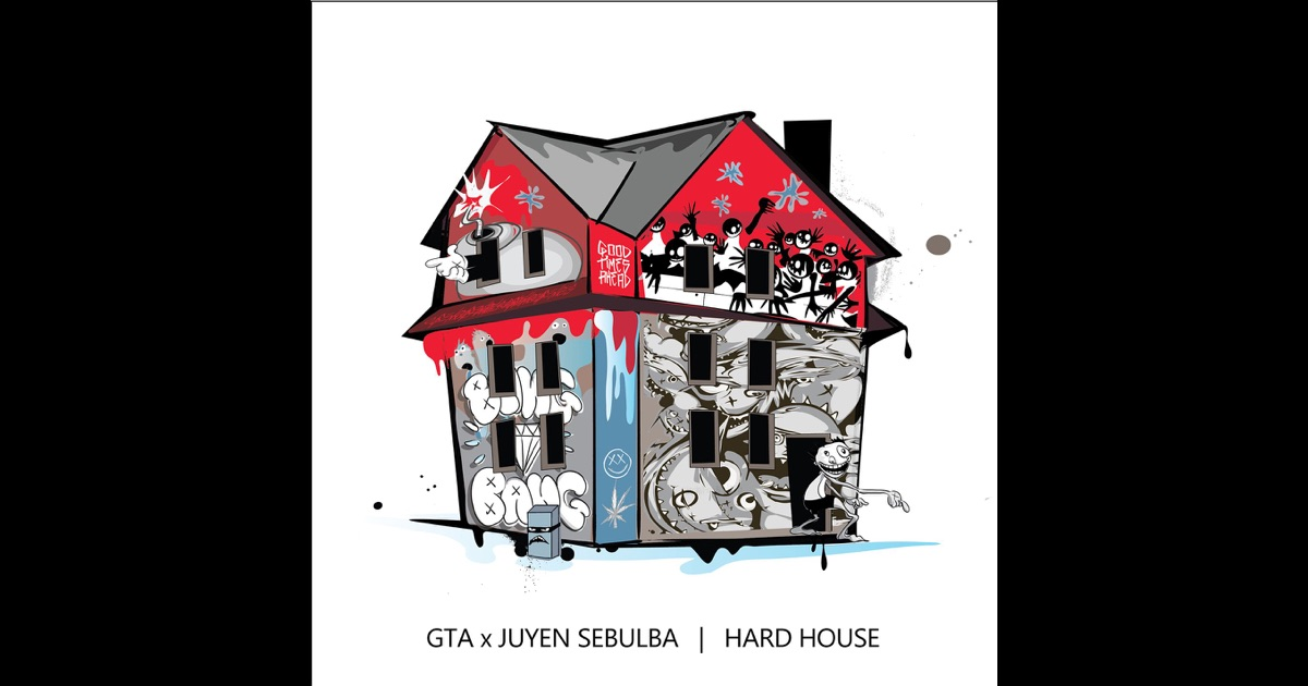Hard house single by gta juyen sebulba on apple music for Classic hard house tunes