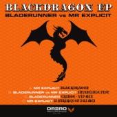 Blackdragon - EP cover art