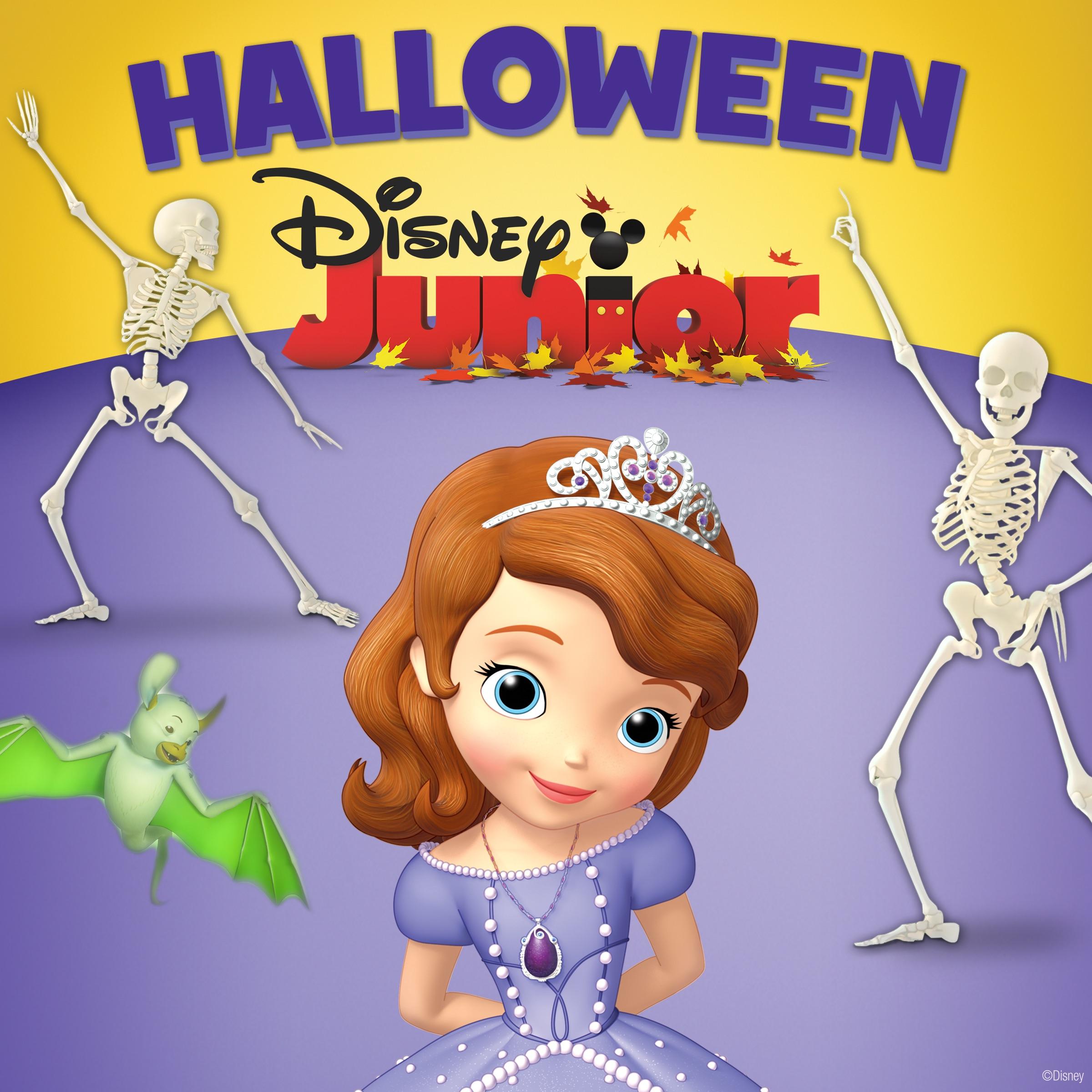 disney junior boo for you halloween 2014
