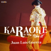 Karaoke - In the Style of Juan Luis Guerra