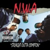 N.W.A. - Straight Outta Compton (Expanded Edition) [Remastered 2002]  artwork