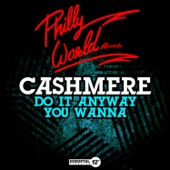 Halo granie Do It Anyway You Wanna 12 Version Cashmere