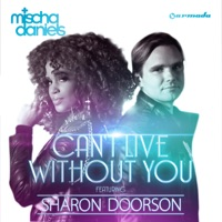 Sharon Doorson - Can't Live Without You (Feat. Mischa Daniels)
