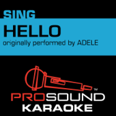 [Download] Hello (Originally Performed by Adele) [Instrumental Version] MP3