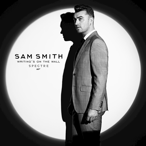 Writings On the Wall - Single Sam Smith CD cover