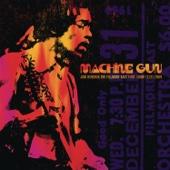 Machine Gun: Live at the Fillmore East 12/31/1969 (First Show) - Jimi Hendrix Cover Art