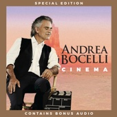 Andrea Bocelli - Cinema (Special Edition) artwork