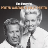 The Essential Porter Wagoner & Dolly Parton cover art
