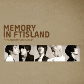 Memory In FTISLAND - EP cover art