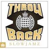 Various Artists - Throwback Slowjamz - Ministry of Sound artwork