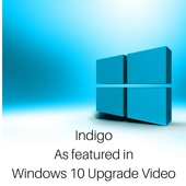 Indigo (As Featured in the Windows 10 Upgrade Video)