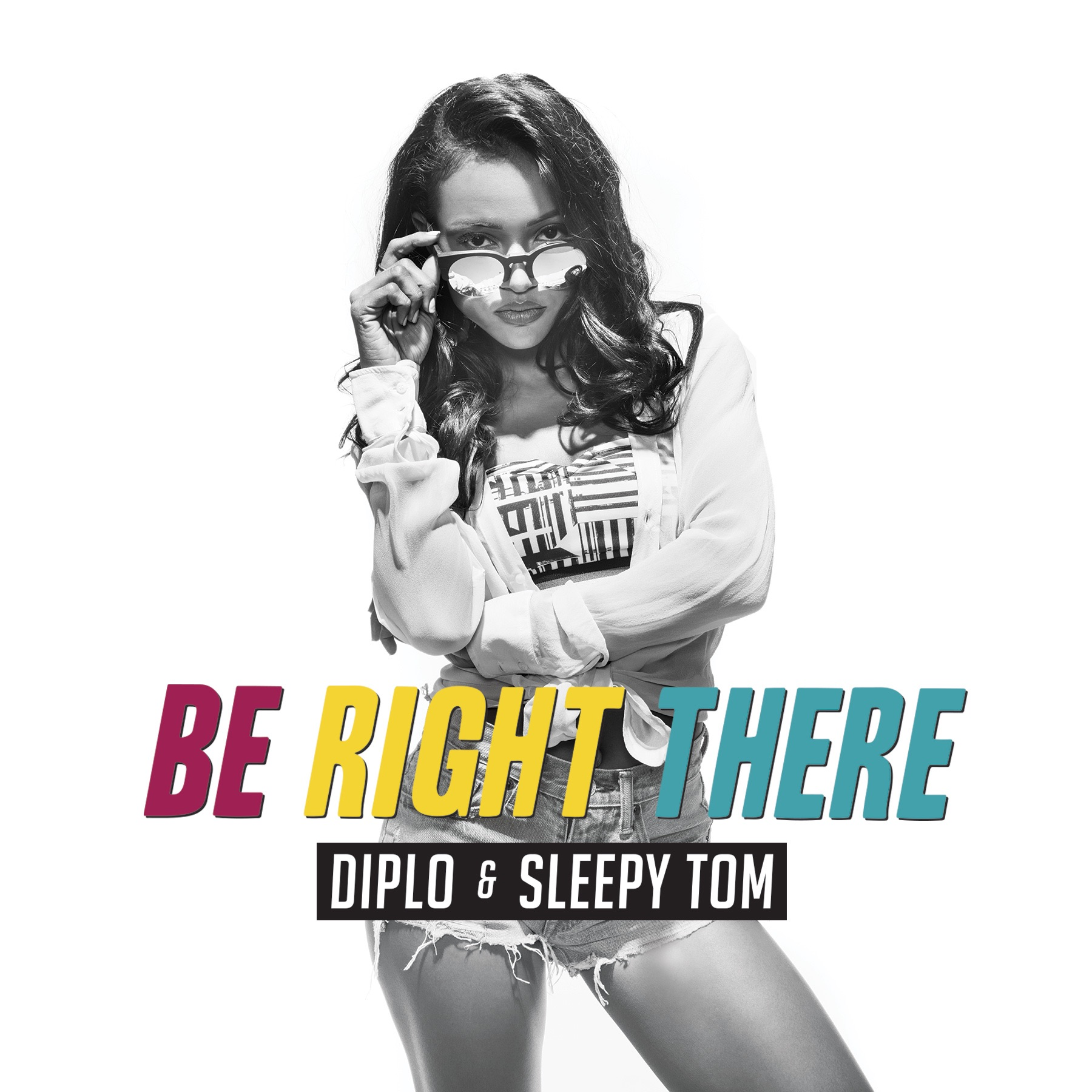Diplo and Sleepy Tom — Be Right There (studio acapella)