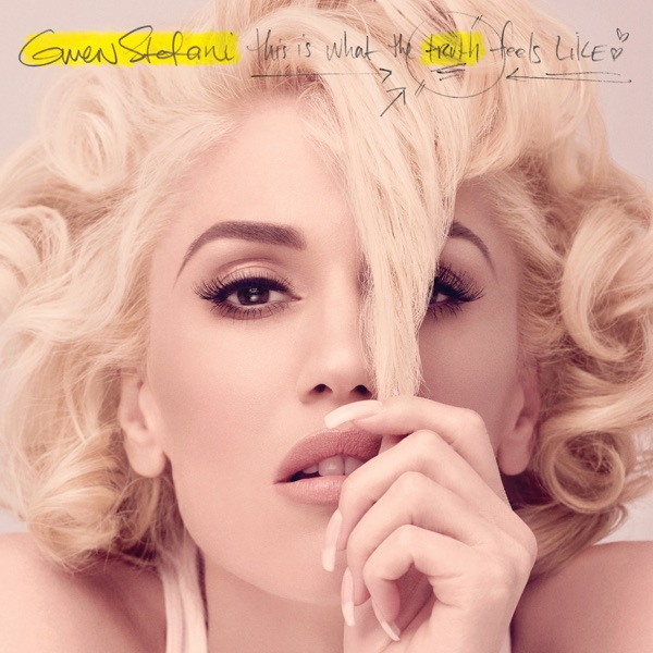 This Is What the Truth Feels Like Gwen Stefani CD cover