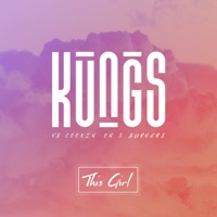 Kungs & Cookin' On 3 Burners - This Girl (Kungs vs. Cookin' On 3 Burners) - Single
