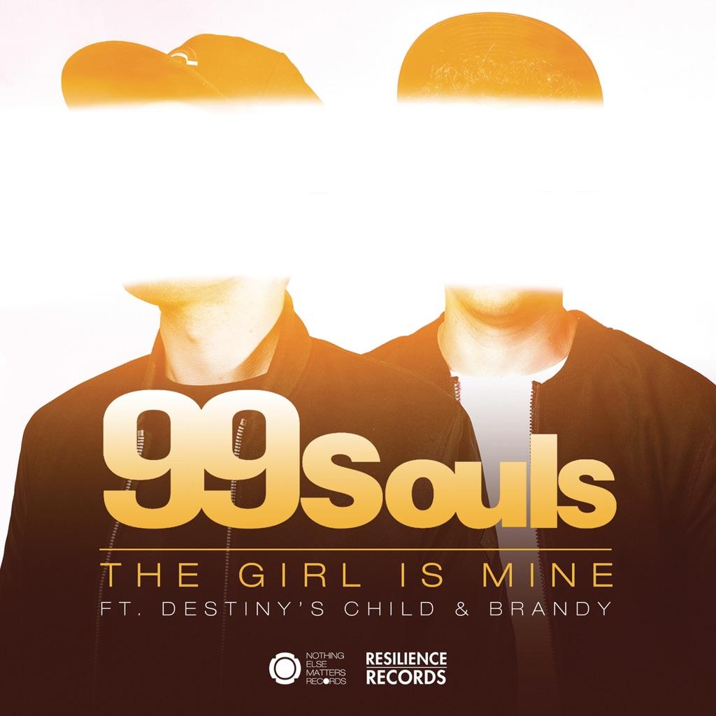 The Girl Is Mine (feat. Destiny's Child & Brandy) [Club Mix] - 99 Souls