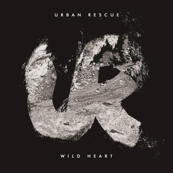 Wild Heart - EP Urban Rescue CD cover