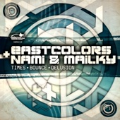 Times / Bounce / Delusion (Eastcolors Remix) - Single cover art