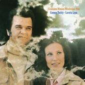 Conway Twitty & Loretta Lynn - Louisiana Woman, Mississippi Man artwork