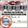 Ccs1: Rick Ross, Jay Z & DR. Dre Win Lawsuit Against Gospel Group, Pt. 1 (feat. Christian Cartel) - Single