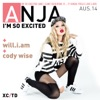 I'm So Excited (feat. will.i.am & Cody Wise) - EP, Anja Nissen