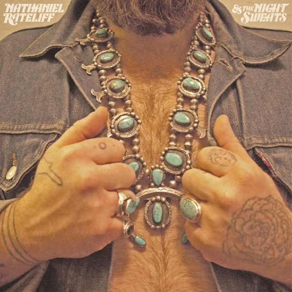 Nathaniel Rateliff  The Night Sweats Nathaniel Rateliff  The Night Sweats CD cover