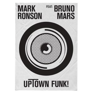 Bruno Mars; Mark Ronson - Uptown Funk