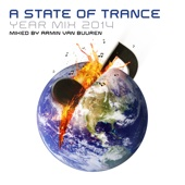 A State of Trance Year Mix 2014 (Mixed by Armin van Buuren) cover art